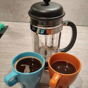 【ボダム】フレンチプレスコーヒーメーカーの使い方