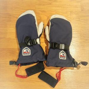 スウェーデンHESTRA(ヘストラ)の手袋は必需品。マイナス10度の防寒!