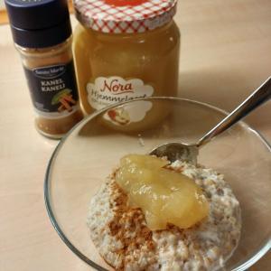 作り方は簡単。スティールカットオーツ粥はヘルシーで美味しい!朝食やデザートに最適