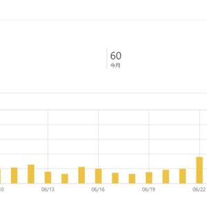 14 ブログ開始後8ヶ月目までの状況<その4>