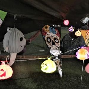 シンガポールでBBQ【Pasir Ris Park (パシール リス パーク)】でHappy Halloween!