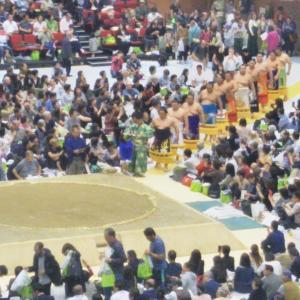 大相撲京都場所(令和元年秋巡業)へ行ってきた
