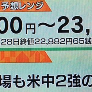 モーサテ見逃した方へ 2020/8/31(月)~9/4(金) モーニングサテライトまとめ