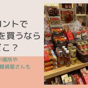【保存版】トロントでお土産を買うならどこ?安い場所やかわいい雑貨屋さんも紹介するよ!