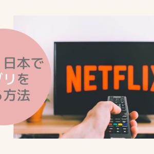 【カナダ・アメリカ】ジブリを見る方法!Netflixで日本からも視聴できます