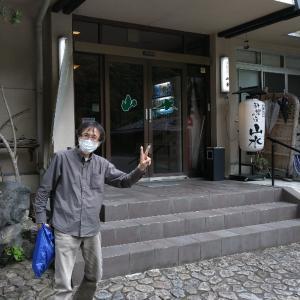 祝!府県の境を越えて大好きな十津川村へ2静響の宿山水