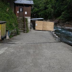 祝!府県を越えて十津川村へ3 湯の花団子とソーシャルディスタンス温泉