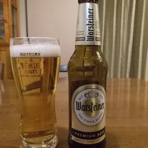 【飲みレポ】ドイツビール ヴァルシュタイナーを飲んでみました