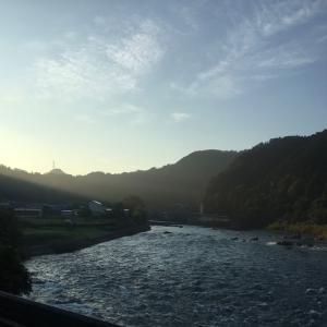 8/1.8/2 郡上長良川 場所によっては入れ掛かり!