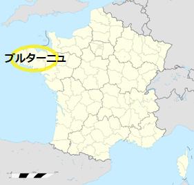 #4 フランスのブルターニュ地方のオススメ観光地4選