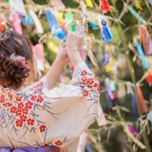 浴衣の簡単ヘアアレンジ!かんざし,編み込み,くるりんぱでショート,ミディアム,ロングまで。