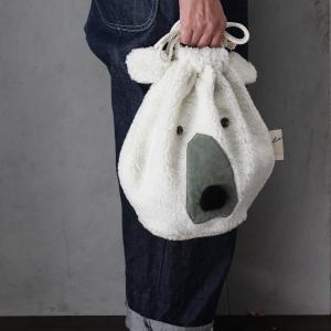 冬に持ちたいクマのバック《再入荷》 チトセ k