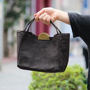冬になったら小さいバッグが欲しくなる ソナー