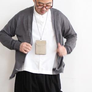 ひも付き財布が使いやすい JINMON