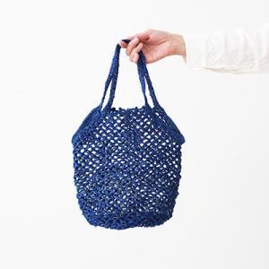 nefumaのラフィアバッグの持つだけでオシャレ度UP
