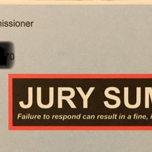 アメリカで陪審員!? Jury summonsの葉書が届く