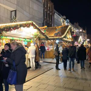 ドイツのクリスマスマーケットの様子!