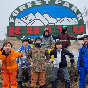 スキー・スノボ in九重スキー場