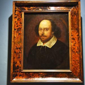 「シェイクスピアを探して」偽物だらけのシェイクスピア in 『ポートレート・ギャラリー』
