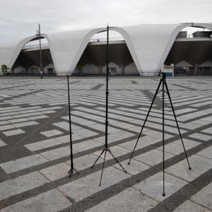 360度カメラ用三脚比較