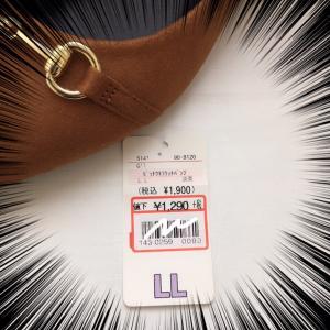 【しまむら】思わず値札を3度見した品/1900円レザースカート!