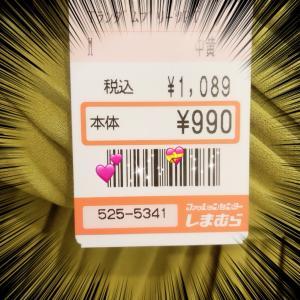 【しまむら】SNS見てダッシュで買いに走った990円品!