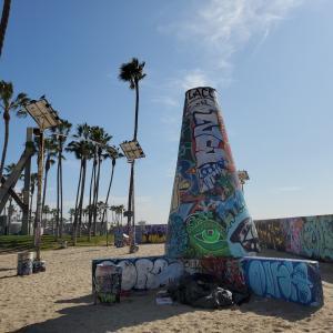 LAに行ったらベニスビーチに行こう