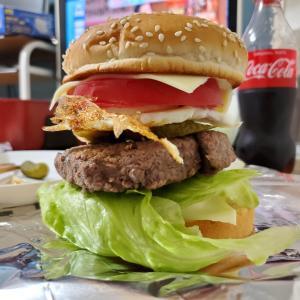 コストコの88肉でオリジナルマッスルバーガーを作ろう!
