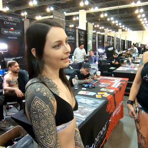 タトゥー好きなら海外のコンベンションへ行こう!