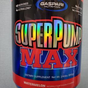 ギャスパリのスーパーパンプマックスを飲んでみた!ドーピング引っかかる?クラッシュは?