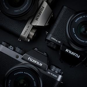 FUJI X-T100の売却を検討中