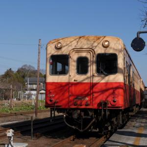 冬の房総半島 小湊鉄道沿線めぐり