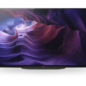 ソニーストアで4K 有機ELテレビ A9Sを購入