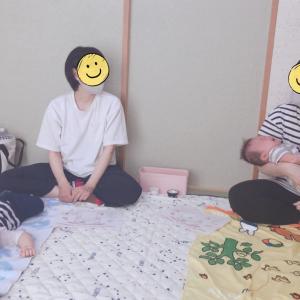 【お教室レポ】出産秘話で盛り上がった26日お家ベビーマッサージ教室