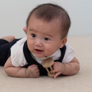 生後7か月のママと赤ちゃんからご予約いただきました