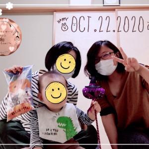 22日はお家ベビーマッサージ教室でした(^^)