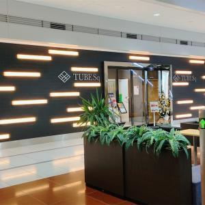 中部国際空港セントレアのカプセルホテル「TUBE Sq」が快適すぎる件