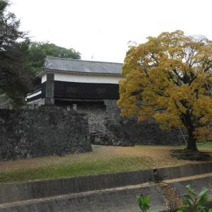 熊本城の今