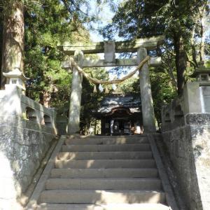 大津町「平川淀姫神社」