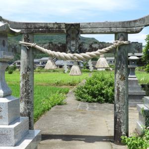 栖本町「荊神社(いげ神社)」