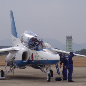 【過去レコ】ブルーインパルス展示飛行