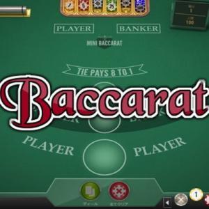 カジノのゲーム「バカラ」のルールを徹底解説!勝つためのコツは?
