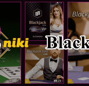 ラッキーニッキーのブラックジャック一覧とマックス・ミニマムベット額まとめ