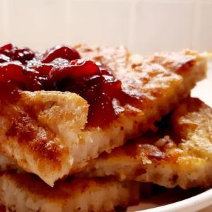 フィンランド風パンケーキ
