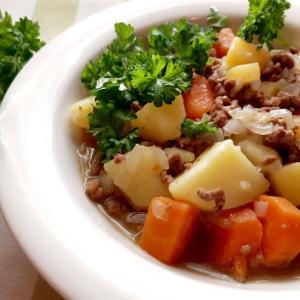 牛肉のスープ