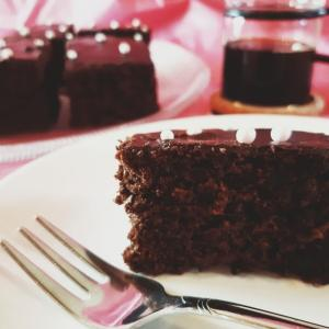 スクーッフカーカ☆アイスランドのチョコレートケーキ