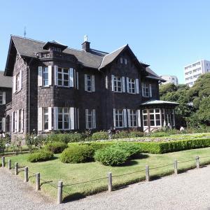 東京都立庭園探訪録 第一園目「旧古河庭園」
