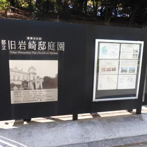 東京都立庭園探訪録 第漆園目「旧岩崎邸庭園」~壮観な西洋建築の館~