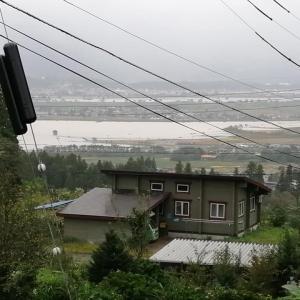 台風19号通過から3日が経ちました