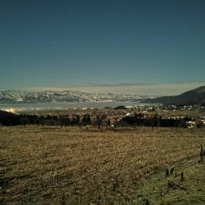 木島平スキー場の今 1月17日午前の様子